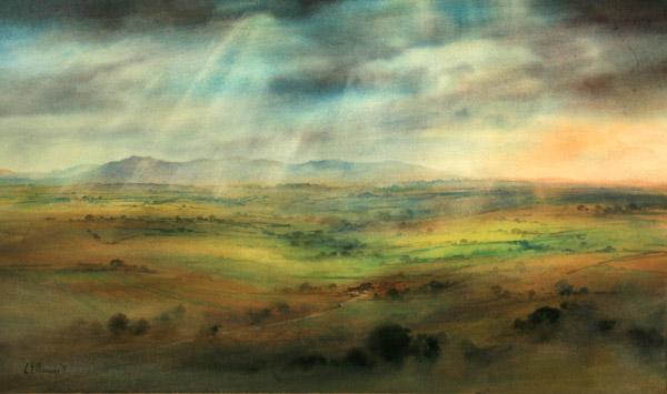 'View from Hartside' toThe Northern Lakes copy