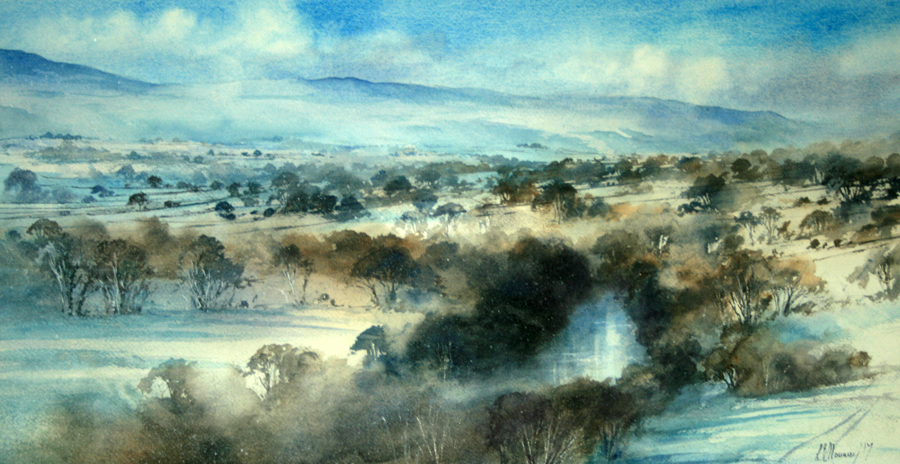 Teesdale in Winter