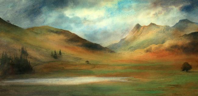 Blea Tarn, Little Langdale copy